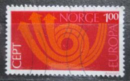 Poštovní známka Norsko 1973 Evropa CEPT Mi# 660