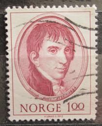 Poštovní známka Norsko 1973 Jacob Aall, politik Mi# 666