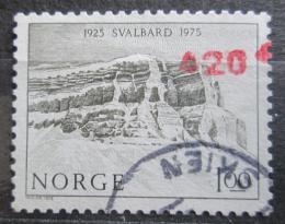 Poštovní známka Norsko 1975 Hora Templet Mi# 709