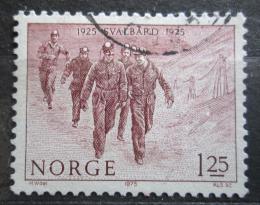 Poštovní známka Norsko 1975 Lidé z hor Mi# 710