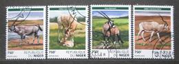 Poštovní známky Niger 2015 Antilopy Mi# 3819-22 Kat 12€