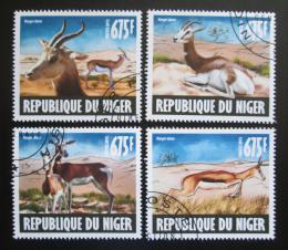 Poštovní známky Niger 2013 Gazely Mi# 2406-09 Kat 10€