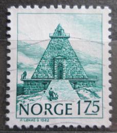 Poštovní známka Norsko 1982 Stavern Mi# 855