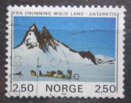 Poštovní známka Norsko 1985 Hora na Antarktidì Mi# 918