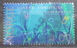 Poštovní známka Norsko 1994 Sklenìná baòka Mi# 1159