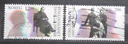 Poštovní známky Norsko 1995 Smírèí soud, 200. výroèí Mi# 1185-86