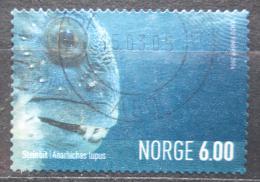 Poštovní známka Norsko 2004 Vlkouš obecný Mi# 1491