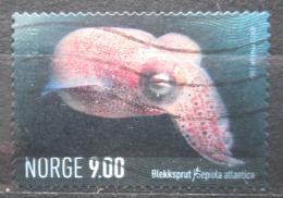 Poštovní známka Norsko 2004 Hlavonožec Mi# 1492