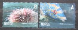 Poštovní známky Norsko 2006 Moøská fauna Mi# 1589-90