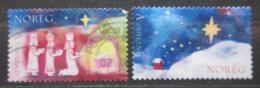 Poštovní známky Norsko 2007 Vánoce Mi# 1633-34 Kat 4€