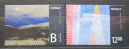 Poštovní známky Norsko 2009 Umìní Mi# 1671-72 Kat 5.50€