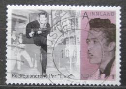 Poštovní známka Norsko 2009 Per Elvis Granberg, zpìvák Mi# 1694