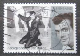 Poštovní známka Norsko 2009 Jan Rohde, zpìvák Mi# 1697