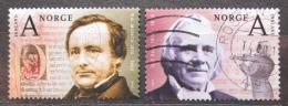 Poštovní známky Norsko 2010 Osobnosti Mi# 1710-11 Kat 4€