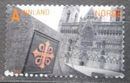 Poštovní známka Norsko 2012 Architektura, Trondheim Mi# 1782