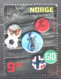 Poštovní známka Norsko 2004 Dìti a mládež Mi# 1512