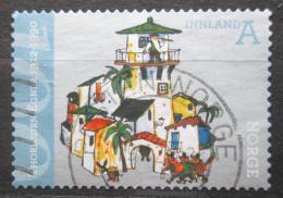 Poštovní známka Norsko 2012 Tématický park Mi# 1781