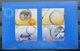 Poštovní známky Slovinsko 2005 Evropa CEPT Mi# Block 23