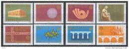 Poštovní známky Srbsko 2005 Výroèí Evropa CEPT Mi# 3257-64