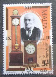Poštovní známka Malta 1995 Michelangelo Sapiano Mi# 968