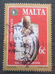 Poštovní známka Malta 1998 Umìní, Antoine De Favray Mi# 1032