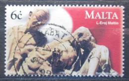 Poštovní známka Malta 1999 Sousoší Mi# 1094