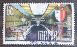 Poštovní známka Malta 1999 Vznik republiky, 25. výroèí Mi# 1109