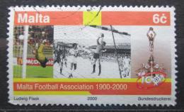 Poštovní známka Malta 2000 Fotbalová asociace, 100. výroèí Mi# 1123