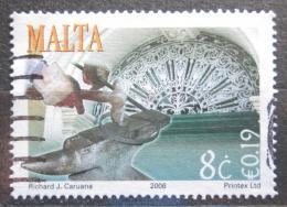 Poštovní známka Malta 2006 Rukodìlné umìní Mi# 1483