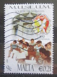 Poštovní známka Malta 2007 Školní tøída Mi# 1551