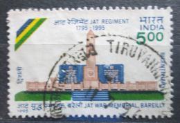 Poštovní známka Indie 1995 JAT, 200. výroèí Mi# 1482