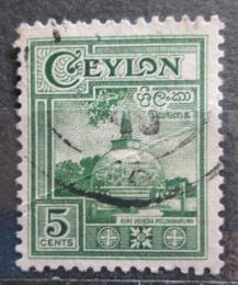 Poštovní známka Cejlon 1950 Kiri Vehera Mi# 260