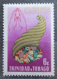 Poštovní známka Trinidad a Tobago 1969 CARIFTA, 1. výroèí Mi# 245