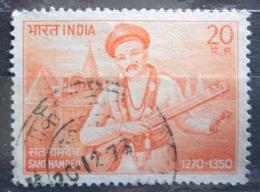 Poštovní známka Indie 1970 Namdeo Mi# 512