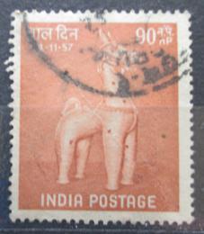 Poštovní známka Indie 1957 Den dìtí Mi# 278