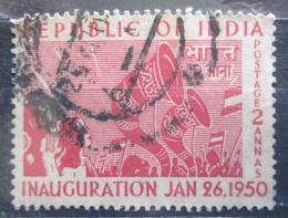 Poštovní známka Indie 1950 Vyhlášení republiky Mi# 211