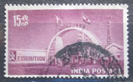 Poštovní známka Indie 1958 Výstava v Kalkatì Mi# 303