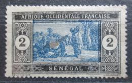 Poštovní známka Senegal 1914 Pøíprava jídla Mi# 54