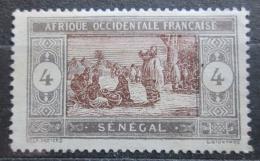 Poštovní známka Senegal 1914 Pøíprava jídla Mi# 55