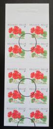 Poštovní známky Belgie 1999 Pelargonie Mi# 2902 Kat 12€