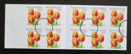 Poštovní známky Belgie 2000 Tulipány Mi# 2958 Kat 10€