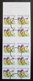 Poštovní známky Belgie 2000 Violka trojbarevná Mi# 2987 Kat 8€