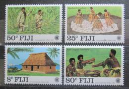 Poštovní známky Fidži 1983 Den Commonwealthu Mi# 479-82