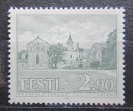 Poštovní známka Estonsko 1993 Architektura, Haapsalu Mi# 220