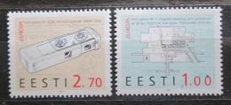 Poštovní známky Estonsko 1994 Evropa CEPT Mi# 233-34