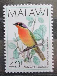Poštovní známka Malawi 1988 �uhýkovec èernoèelý Mi# 510