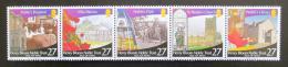 Poštovní známky Ostrov Man, Velká Británie 2003 Henry Bloom Noble Mi# 1079-83