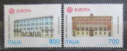 Poštovní známky Itálie 1990 Evropa CEPT, pošty Mi# 2150-51 Kat 6€