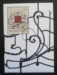 Poštovní známka Belgie 1997 Muzeum Mi# Block 68