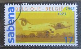 Poštovní známka Belgie 1998 Aerolinie Sabena Mi# 2805